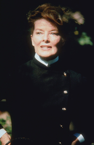 Katharine Hepburn at her New York City home1969 © 1978 Bob Willoughby - Image 0722_2222
