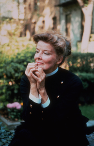 Katharine Hepburn at her New York City home1969 © 1978 Bob Willoughby - Image 0722_2225