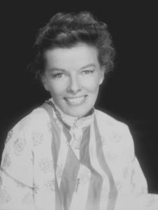 Katharine Hepburn, 1956. © 1978 Bud Fraker MPTV - Image 0722_2240
