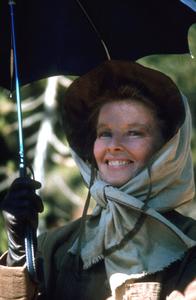 "Katharine Hepburn on location for""Rooster Cogburn""1975 © 1978 David Sutton - Image 0722_2244"