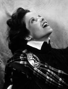 "Katharine HepburnPublicity for ""Mary of Scotland""1936 © 1978 James Doolittle / **K.K. - Image 0722_2256"