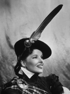 "Katharine HepburnPublicity for ""Mary of Scotland""1936 © 1978 James Doolittle / **K.K. - Image 0722_2258"