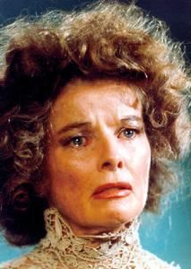 "Katharine Hepburn in ""Long Day"