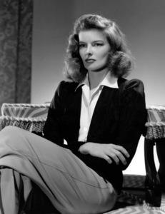 Katharine HepburnWoman Of The Year (1942)Photo by Clarence S. Bull**I.V. - Image 0722_2306