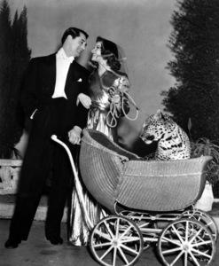 """Bringing Up Baby""Katharine Hepburn, Cary Grant1938 RKO**I.V. - Image 0722_2337"