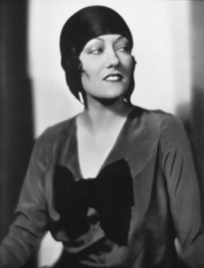 Gloria Swanson1926Photo by Russel Ball - Image 0723_0001
