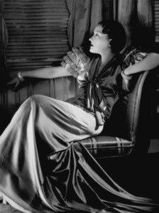 Gloria Swanson1933Photo by George Hurrell - Image 0723_0037
