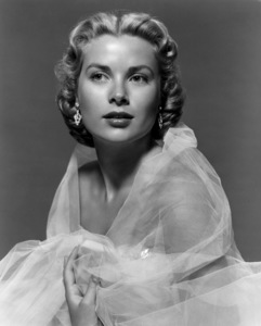 """Grace Kelly publicity photo for """"Dial M For Murder.""""1954 / WarnerPhoto by Pat Clark - Image 0724_0021"""