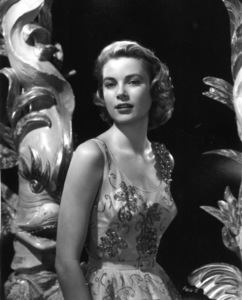 Grace Kellyc. 1954 - Image 0724_0121