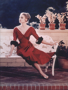 Grace Kellyc. 1956 - Image 0724_0129