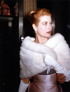 Grace Kellyc. 1955 - Image 0724_0130