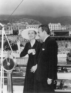 "Grace Kelly, Prince Rainier""The Wedding In Monaco,"" 1956 / MGM - Image 0724_0131"