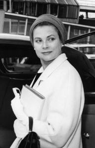 Grace Kelly at London