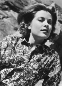 Grace Kellyc. 1954 © 1978 Bud Fraker - Image 0724_0208