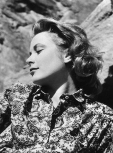 Grace Kellyc. 1954 © 1978 Bud Fraker - Image 0724_0209