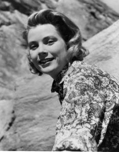 Grace Kellyc. 1954 © 1978 Bud Fraker - Image 0724_0211