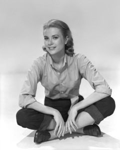 "Grace Kelly publicity photo for ""Rear Window""1954** I.V. - Image 0724_0233"