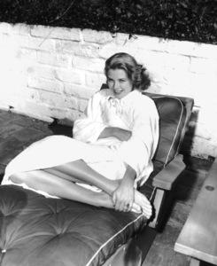 Grace Kelly1954 © 1978 Bud Fraker**I.V. - Image 0724_0282