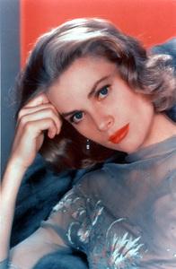 "Grace Kelly portrait for ""High Society,"" 1956.**I.V. - Image 0724_0304"
