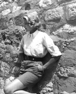 Grace Kellyc. 1954**I.V. - Image 0724_0313