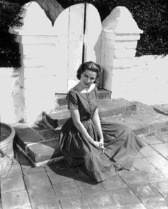 Grace Kellyc. 1954**I.V. - Image 0724_0315