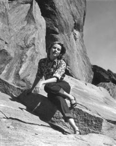 Grace Kellyc. 1954 © 1978 Bud Fraker**I.V. - Image 0724_0318
