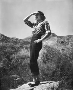 Grace Kellyc. 1954 © 1978 Bud Fraker**I.V. - Image 0724_0319