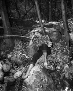 Grace Kellyc. 1954 © 1978 Bud Fraker**I.V. - Image 0724_0325