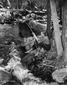 Grace Kellyc. 1954 © 1978 Bud Fraker**I.V. - Image 0724_0327