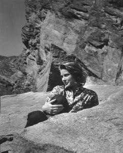 Grace Kellyc. 1954 © 1978 Bud Fraker**I.V. - Image 0724_0328