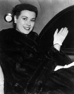 Grace Kelly in New York2/20/55**I.V. - Image 0724_0341