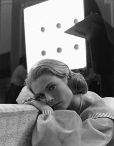 "Grace Kelly on the set of ""High Society""1956** I.V. - Image 0724_0383"