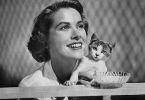 Grace Kellyc. 1954**I.V. - Image 0724_0390