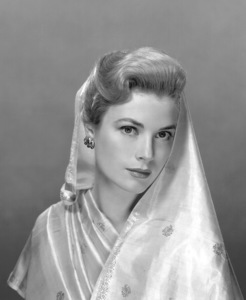 Grace Kelly, c. 1956.Photo by Eric Carpenter**I.V. - Image 0724_0395