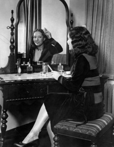 Lupe Velez at her hotelcirca 1934 - Image 0725_0027