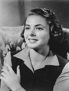 Ingrid Bergmancirca 1942 - Image 0726_0001