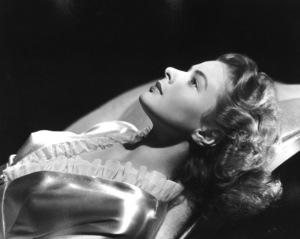 Ingrid Bergman, c. 1945.Photo by Scotty Welbourne**I.V. - Image 0726_0025