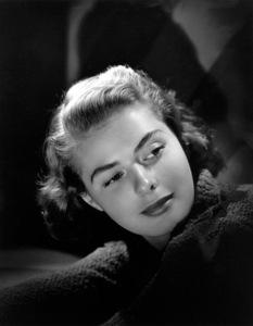 Ingrid BergmanCirca 1940 © 1978 Laszlo Willinger - Image 0726_0056