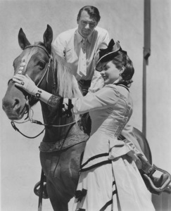 Gary Cooper & Ingrid Bergman1945Photo by Jack Woods - Image 0726_0191