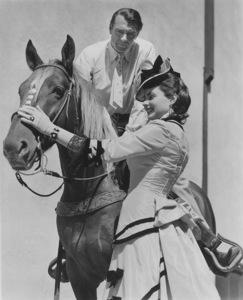 Gary Cooper & Ingrid Bergman1945Photo by Jack Woods - Image 0726_0191