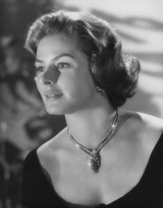 "Ingrid Bergman""Indiscreet"" publicity photo1958 Warner Bros. - Image 0726_0197"
