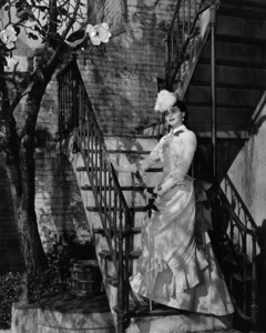 "Ingrid Bergman in ""Saratoga Trunk""1945 Warner BrothersPhoto by Jack Woods - Image 0726_0214"