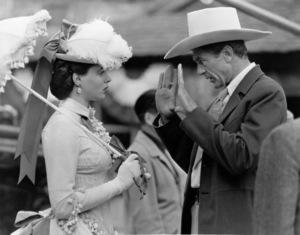 "Ingrid Bergman and Gary Cooper in ""Saratoga Trunk""1945 Warner BrothersPhoto by Jack Woods - Image 0726_0218"