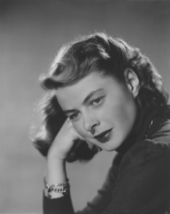 Ingrid Bergman1943Photo by Bert Six - Image 0726_0849
