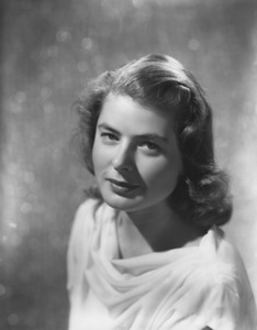 Ingrid BergmanCirca 1944 © 1978 Paul Hesse - Image 0726_1002