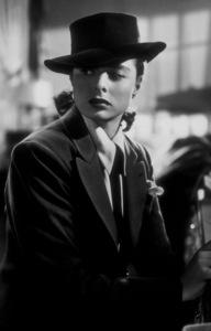 """Notorious,"" Ingrid Bergman.1946 RKO - Image 0726_1022"
