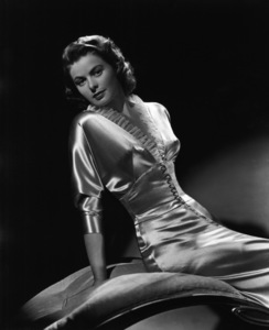 Ingrid Bergmancirca 1945Photo by Scotty Welbourne** I.V. - Image 0726_1042