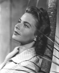 Ingrid BergmanCirca 1940**I.V. - Image 0726_1049