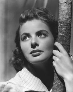 Ingrid BergmanCirca 1940**I.V. - Image 0726_1050