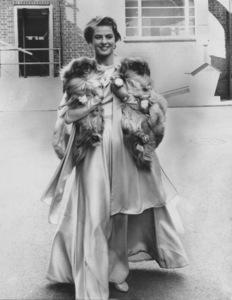 "Ingrid BergmanOn the set of ""The Yellow Rolls-Royce""1965 - Image 0726_1061"